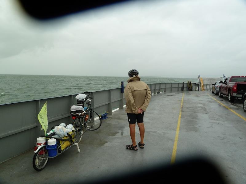 Bob on Ferry